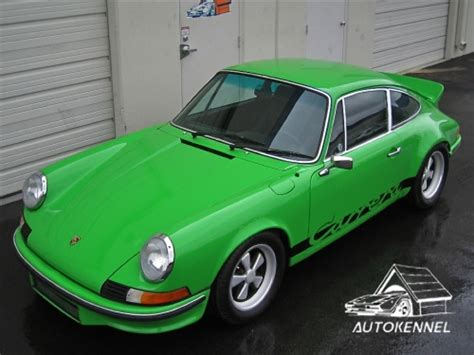 porsche viper green 1973 porsche 911 rs conversion viper green 3 2 supertec