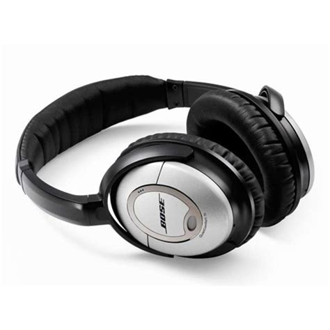 Bose Comfort 15 by Bose Quietcomfort 15 Black Acoustic Noise Cancelling