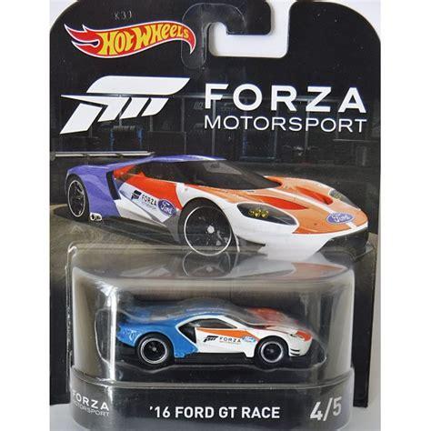 Hotwheels 2016 Ford Gt Race wheels forza motorsports 2016 ford gt race