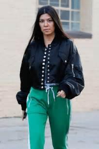 out of style 2017 kourtney kardashian in green street style 04 gotceleb