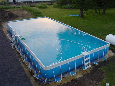Pools Cground by Above Ground Pools Poolside Pros