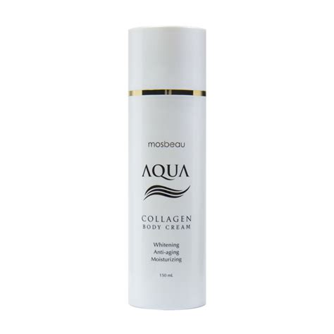 Aqua Skin Collagen Forte authentic mosbeau aqua collagen collagen and