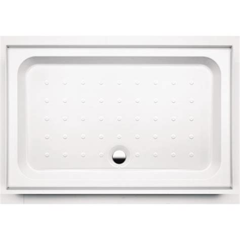 Coram Shower Trays With Upstands by Coram Universal Rectangular Shower Tray With Upstands