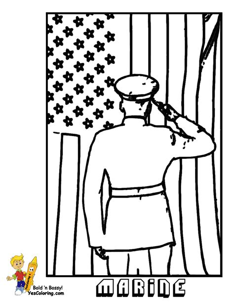 Marine Coloring Page Coloring Home Marine Coloring Pages