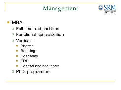Berkeley Part Time Mba Duration by Srm