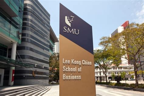 Smu Mba Admissions Singapore by Smu Kong Chian School Of Singapore Management