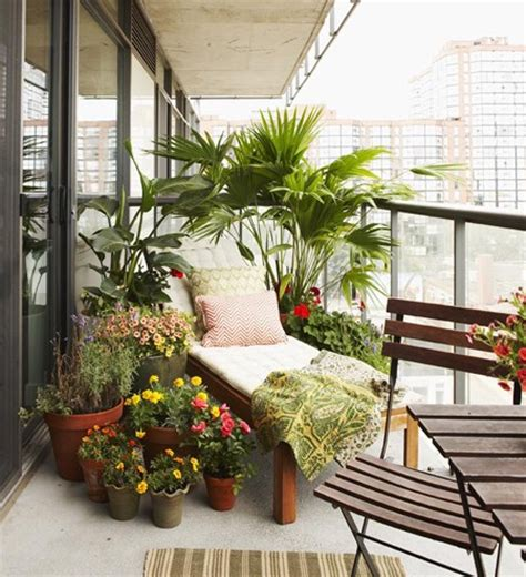 Balcony Decorations by Small Balcony Decorating Ideas For Modern Homes