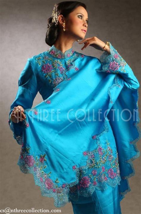 Abaya Bordir baju kurung bordir kerancang nunung suhudiah