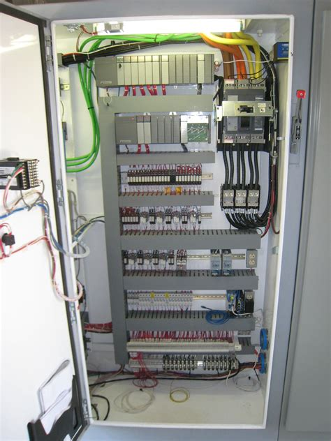 Plc Cabinet Layout by Panel Pictures Page 22 Plcs Net Interactive