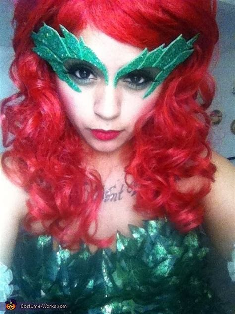 Handmade Poison Costume - 30 best my work images on plus size model