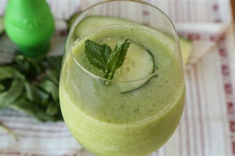 Detox Cucumber Smoothie by The 3 Day Jump Start Smoothie Detox The Best Of This