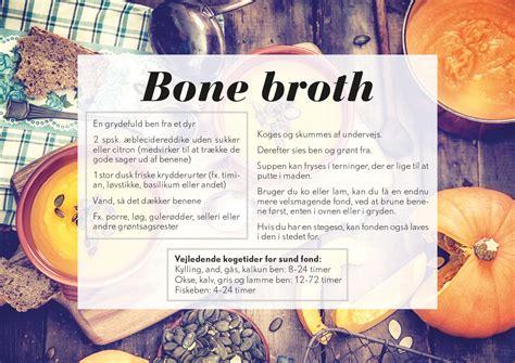 Bone Broth Heavy Metal Detox by Lav Bone Broth Verdens Bedste Detox Sk 216 Nheds Og