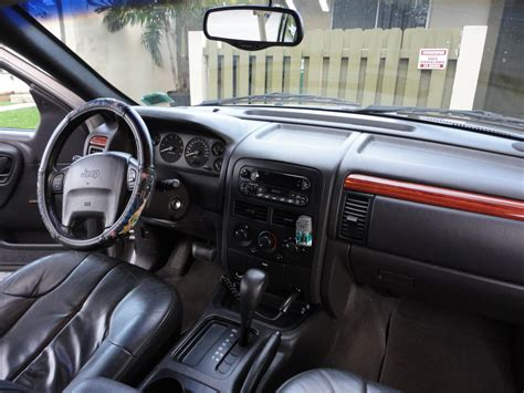 1999 Jeep Grand Interior 1999 Jeep Grand Pictures Cargurus