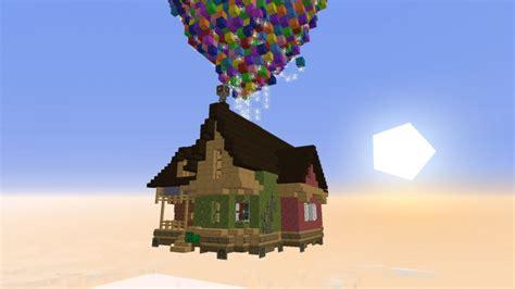 Minecraft Home Interior Pixar Up House Minecraft Project