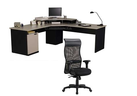 Laptop Desk And Chair Ergonomic Computer Desk Furniture