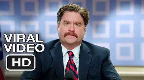 zach galifianakis election movie the caign 2012 marty huggins election promo will