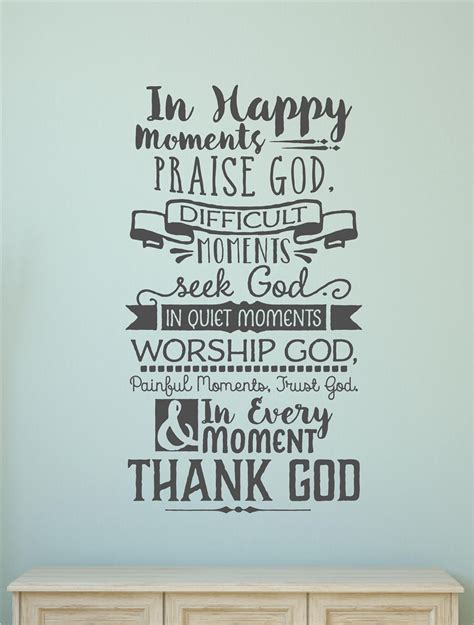 bible verses for home decor in happy moments praise god religious christian bible