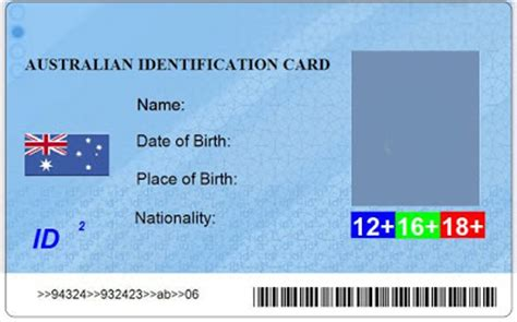 sam and tim make your own australia id card