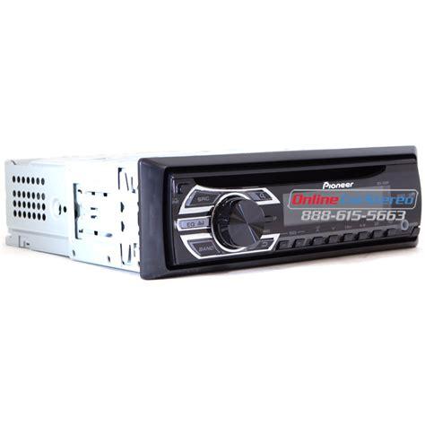 car stereo pioneer deh 150mp wiring diagram get free