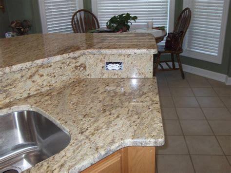 Granite Countertops In Nc by Colonial Gold Granite Countertops Nc
