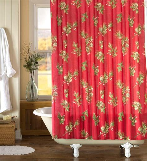 pine curtain peaceful pine shower curtain collection accessories