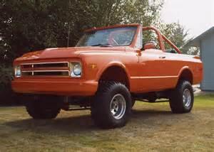 1972 chevrolet blazer 4x4 convertible barrett jackson