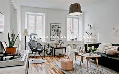 Scandi Living Room by