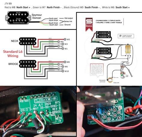 12 tonerider humbucker wiring diagram updating the