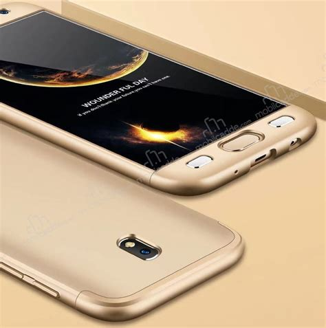Protect 360 Samsung J5 Prime Slim Ipaky Ca Murah 1 eiroo protect fit samsung galaxy j5 pro 2017 360 derece koruma gold rubber k箟l箟f