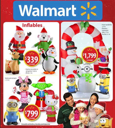 oferta arboles de navidad walmart folleto de ofertas 17 noviembre al 1 de diciembre
