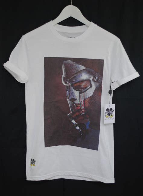 T Shirt Supreme Bart Simpsons Premium actual fact t shirt mf doom madvillain blood mask rap hip