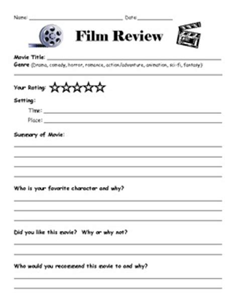 Writing A Book Review Template by Review Template By Gerardi Teachers Pay Teachers