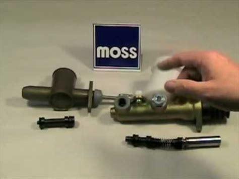 dual brake master cylinder youtube