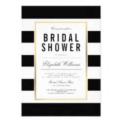 black and white invitations announcements zazzle
