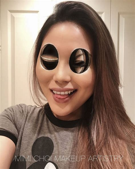 Da Make Up by Gives Up Teaching To Create Optical Illusions With