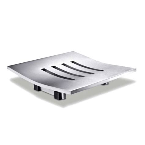 Stainless Steel Soap Dish zack abacco soap dish stainless steel 40101 at