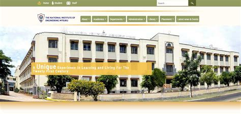 Vidyavardhaka Mba College Mysore by The National Institue Of Engineering Dot Angle Web