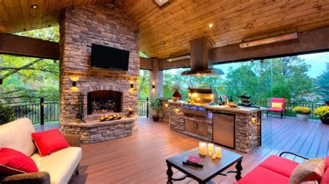 Rustic Dining Room Ideas Are You Ready For Mega Decks My Outdoor Living Pics
