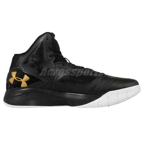 gold armour basketball shoes armour ua clutchfit drive 2 black gold mens