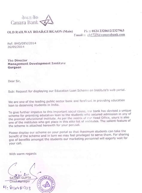 dd cancellation letter format canara bank account closing letter for canara bank 28 images best