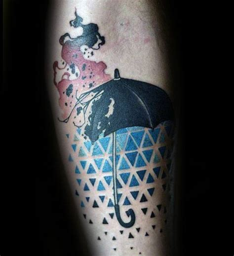 watercolor tattoo umbrella 60 umbrella designs for protective ink ideas