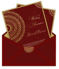 letter style email indian wedding card design 24 email