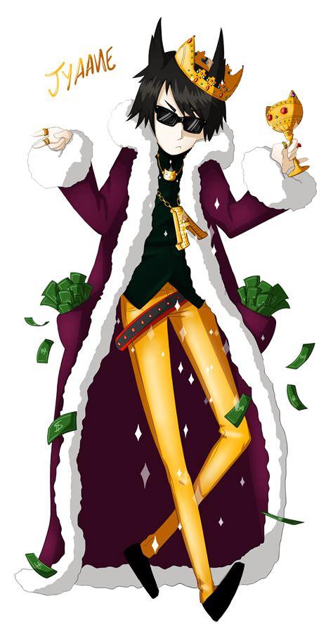 Anime King by King Anime By Asgitariuosestis On Deviantart