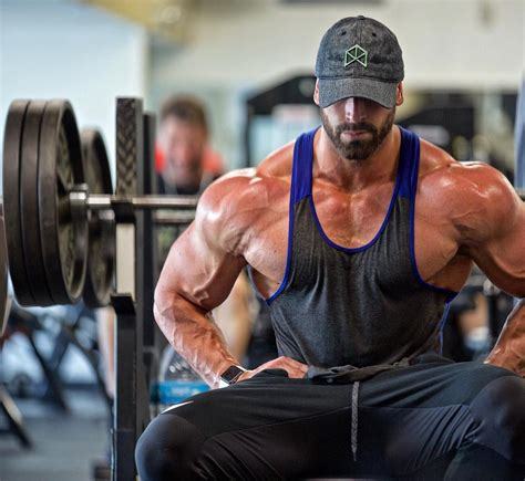 Bench N Bar Try This Bradley Martyn Chest Routine Arms Included