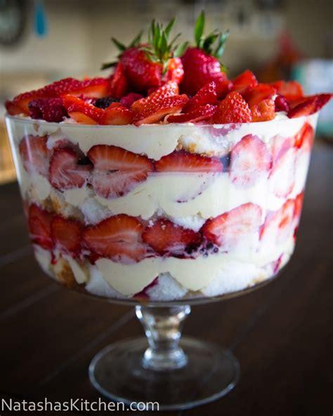 fruit trifle fruit trifle recipe dishmaps