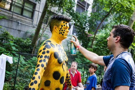 Nyc Bodypainting Day 2015 Bodypaint Me