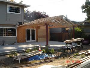 Diy Covered Patio Plans by Patio Cover Plans Diy Landscaping Gardening Ideas