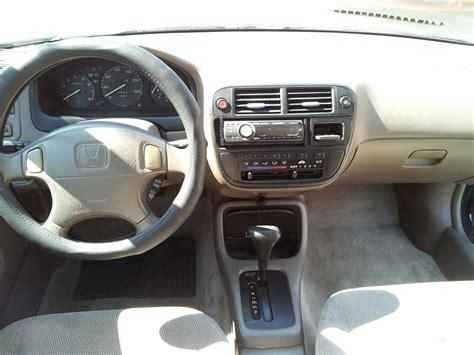 1996 Honda Civic Interior by 1996 Honda Civic Interior Pictures Cargurus