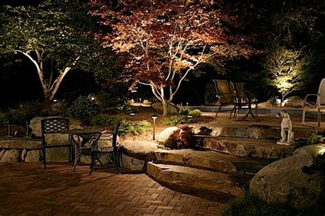 installing outdoor lighting why install outdoor lighting hometriangle