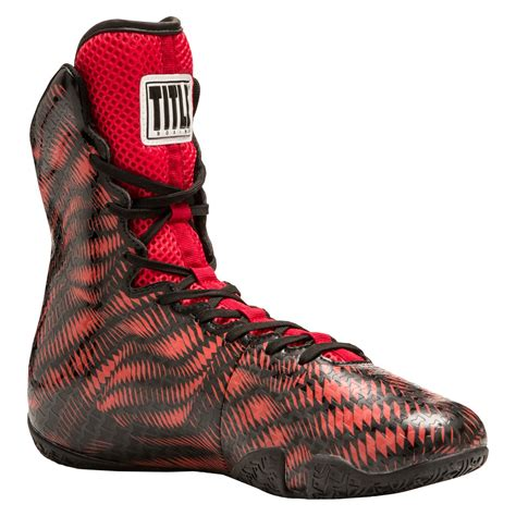 title boxing shoes title predator boxing shoes